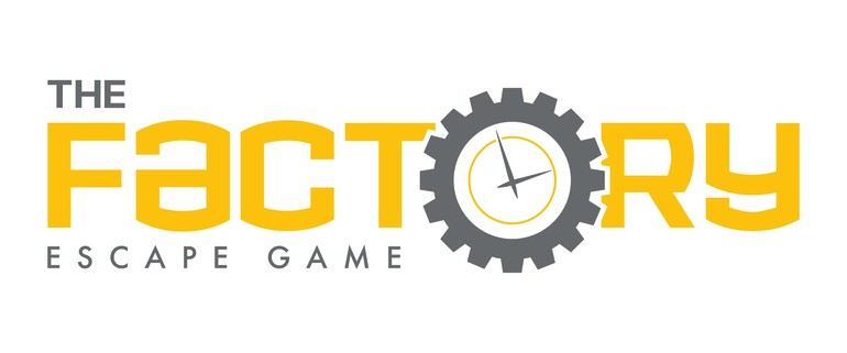 Logo the factory escape game